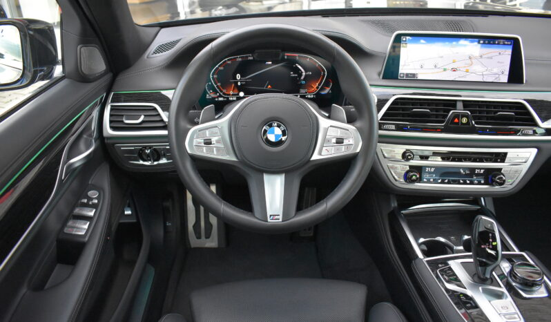BMW 730D XDRIVE M-SPORT full