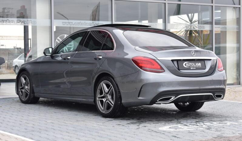 Mercedes-Benz C220D AMG-Line full