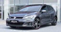 VW GOLF GTD 184PS DSG 2018