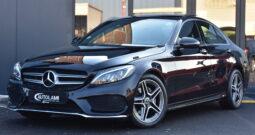 Mercedes-Benz C220d AMG-line